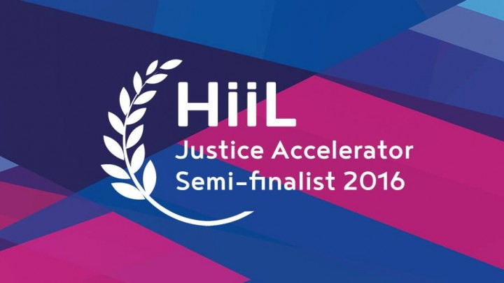 Sauti is shortlisted in the HiiL Innovating Justice Accelerator!