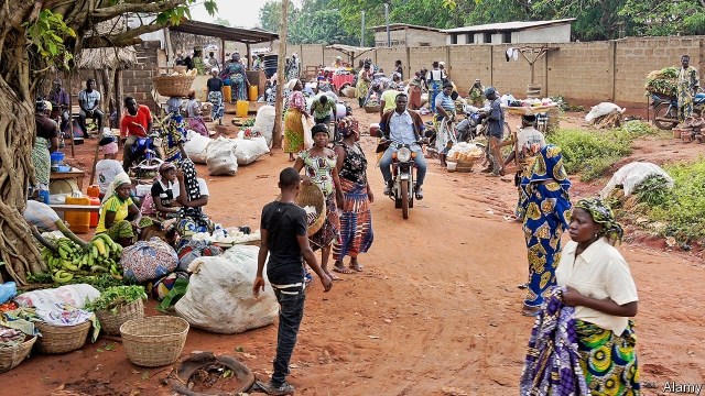 Sauti in the Economist: The river between Informal trade is ubiquitous in Africa, but too often ignored