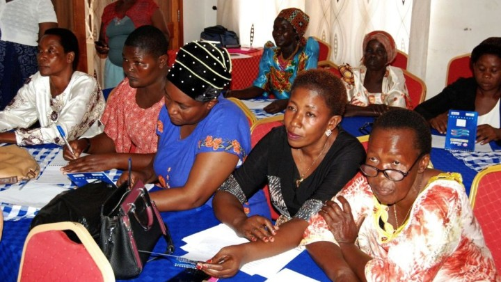 Standing Strong for Women in the EAC Integration: IIDEA Puts Focus on Women Empowerment