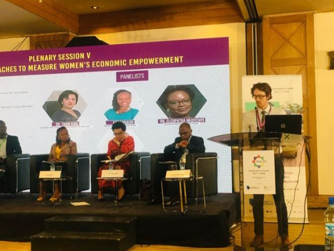 Presentation to Sustainable Inclusive Aid for Trade Symposium 2019, Nairobi