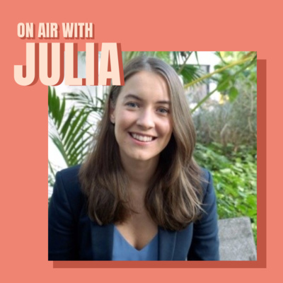 Julia Hakspiel, Co-Founder of Sauti on Anchor Podcast